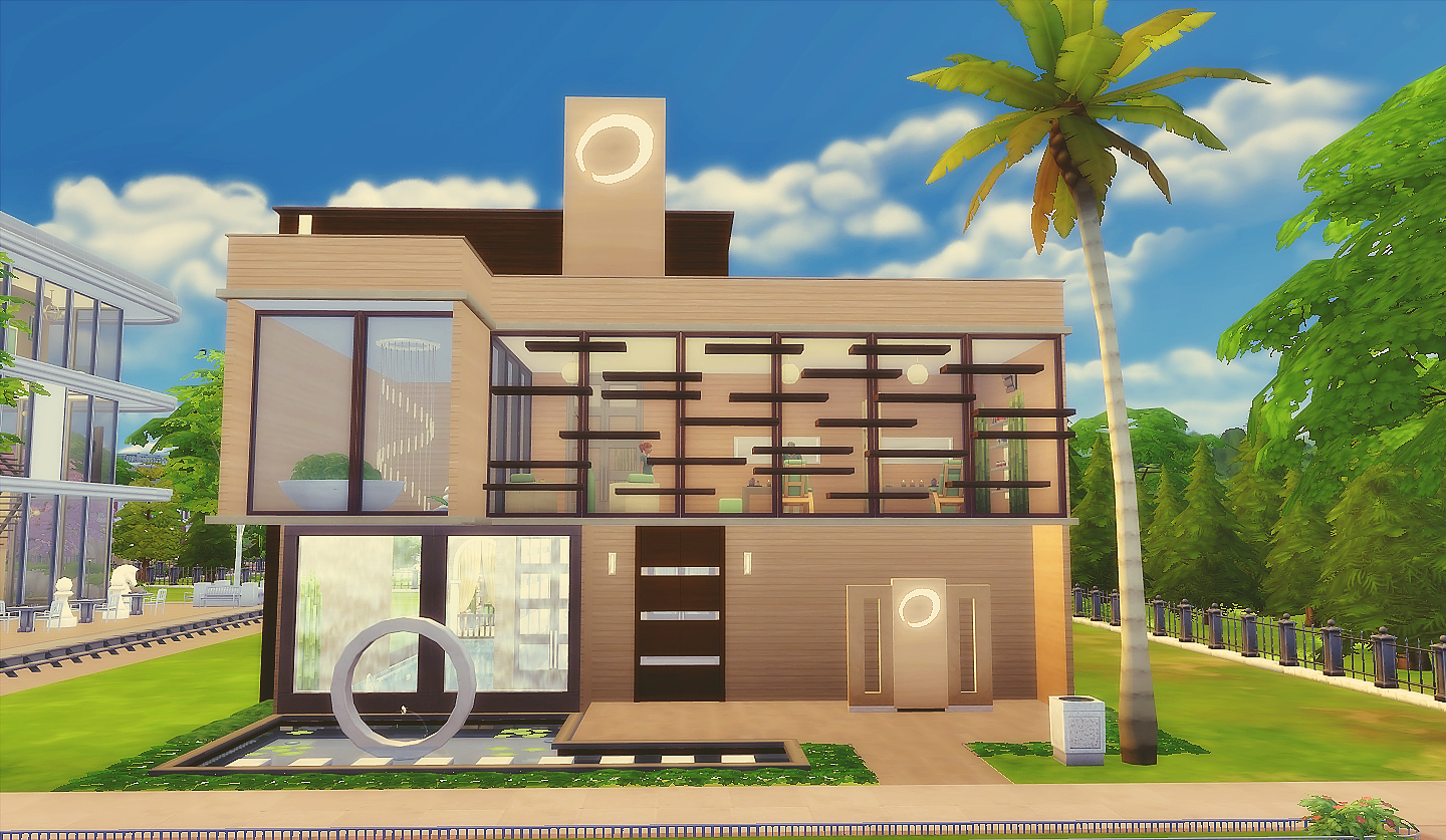 Spa the sims 4 via sims for Sims 4 piani di casa