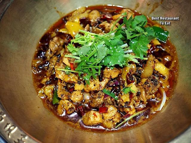 CHUANXI BAZI HOT POT RESTAURANT - SUPREME CONQUEROR DRY HOT POT - Menu - Chicken