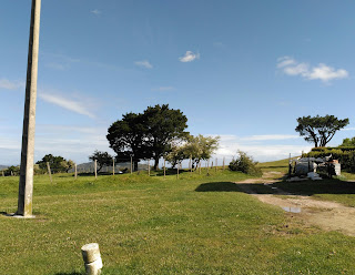 Campa del Asturiano, camino hacia Orconera