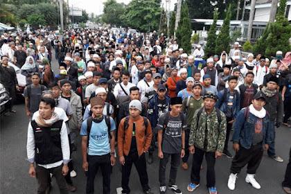 PO Bus Mendadak Dibatalkan Sepihak, Akankah Kafilah Ciamis Mengulangi Lagi Jalan Kaki Ke Jakarta?