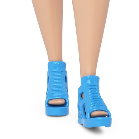 Coleção Barbie Fashionistas 2016  Curvilínea (curvy)