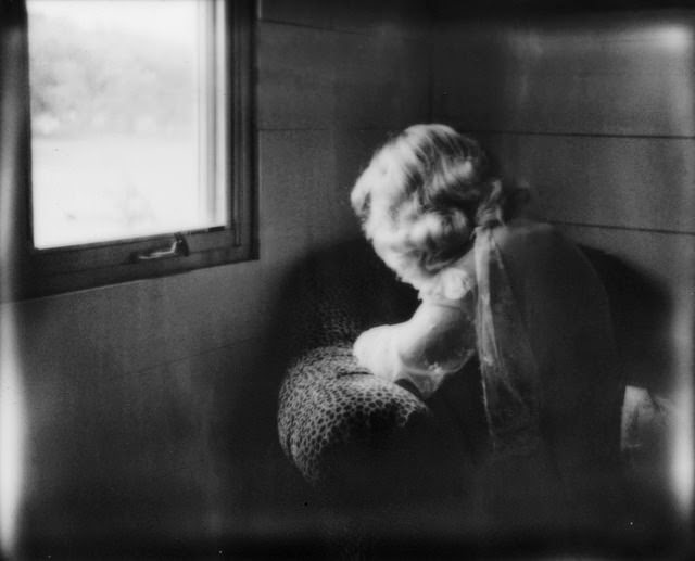 Shooting Film: Gorgeous Self-Portrait Black and White Film ...