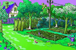 Изображение села