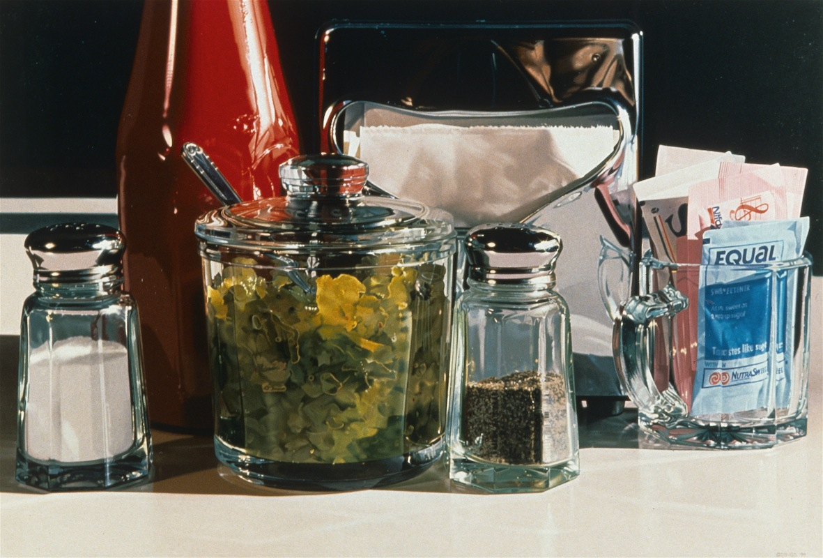 13-Relish-Ralph-Goings-Hyper-Realistic-Paintings-of-Everyday-Scenes-www-designstack-co