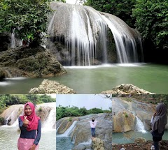 Pesona Lorodan Semar Kayen Pati, Menikmati Indahnya Sungai di Tengah Pegunungan Kendeng