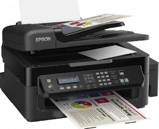 Epson L555 Driver Download