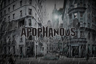 "Το lyric video των Apophanous για το ""Death Drive"" από το ep ""Obliteration Has Come"""