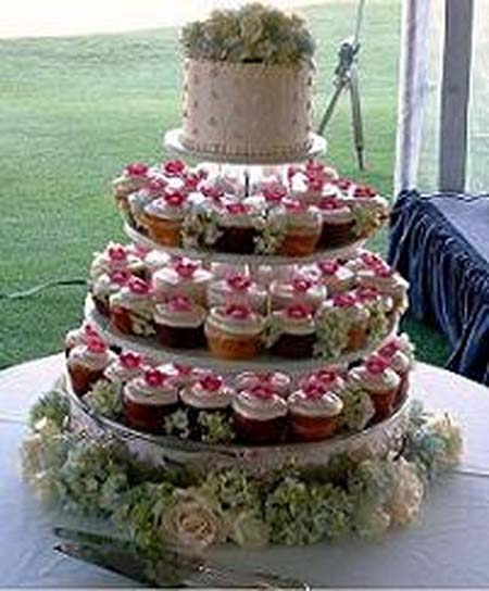 2012 cheap wedding cake ideas
