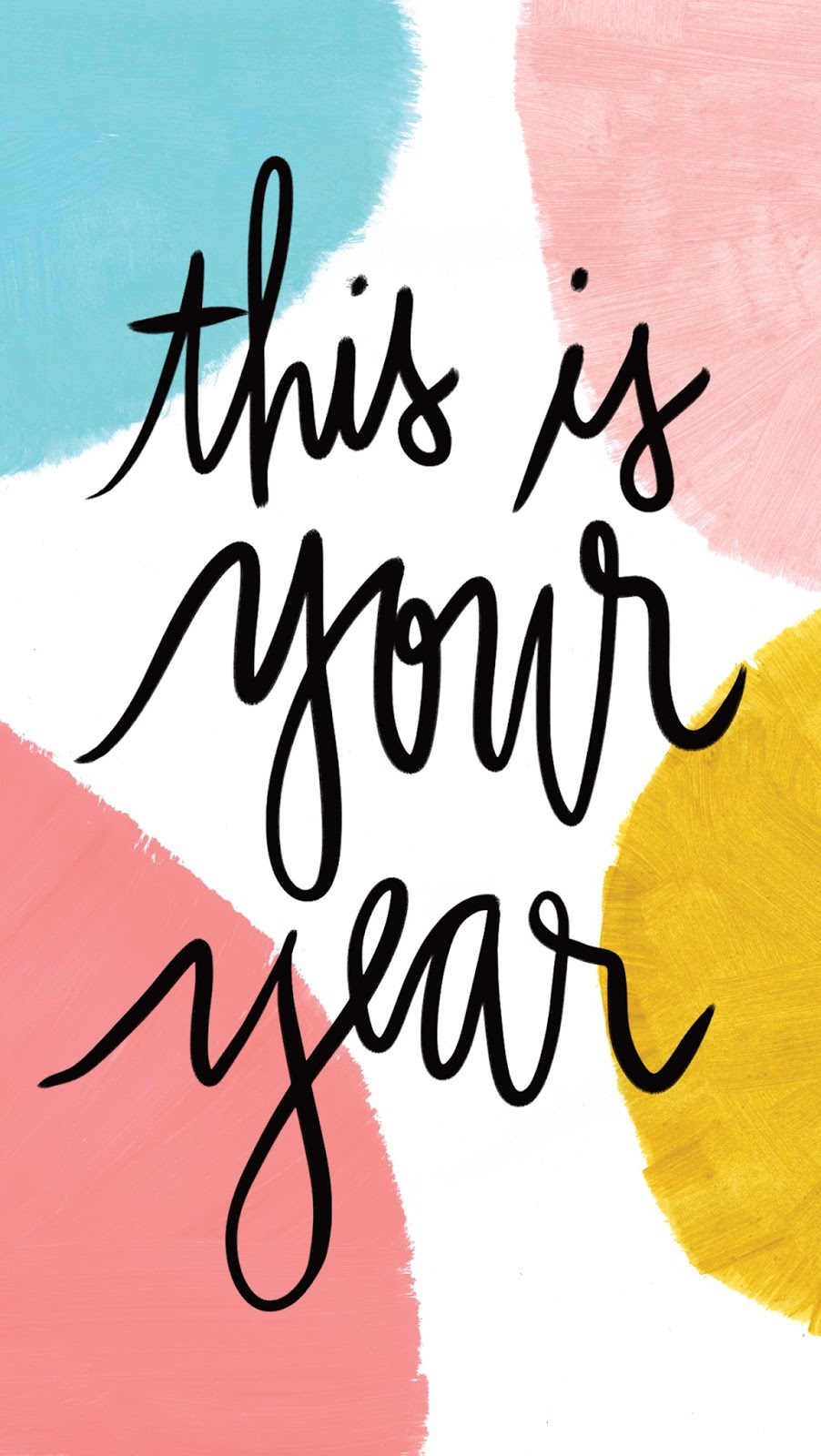 this is your year iphone wallpaper