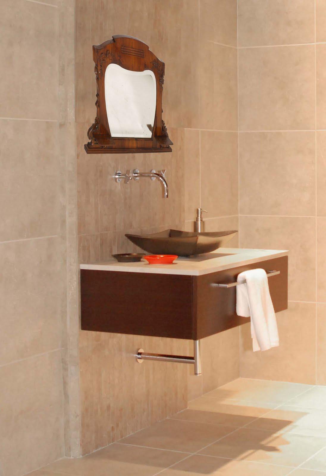 Specchiera bagno specchio art nouveau - Specchio bagno moderno ...