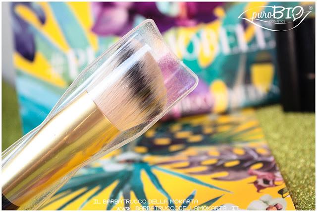 brush pennello angolato n 11 purobio cosmetics recensione