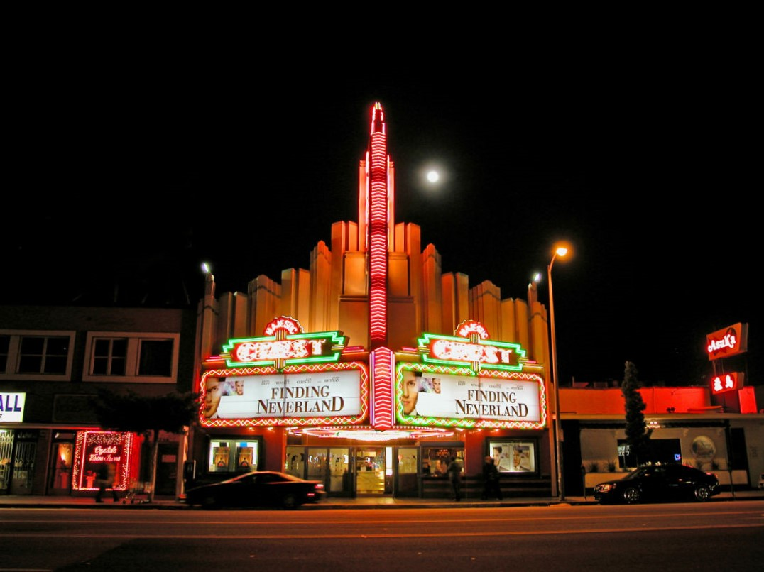 Los Angeles Theatres: Westwood and Brentwood Theatres: an