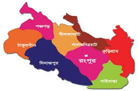 Rangpur Rangpur map