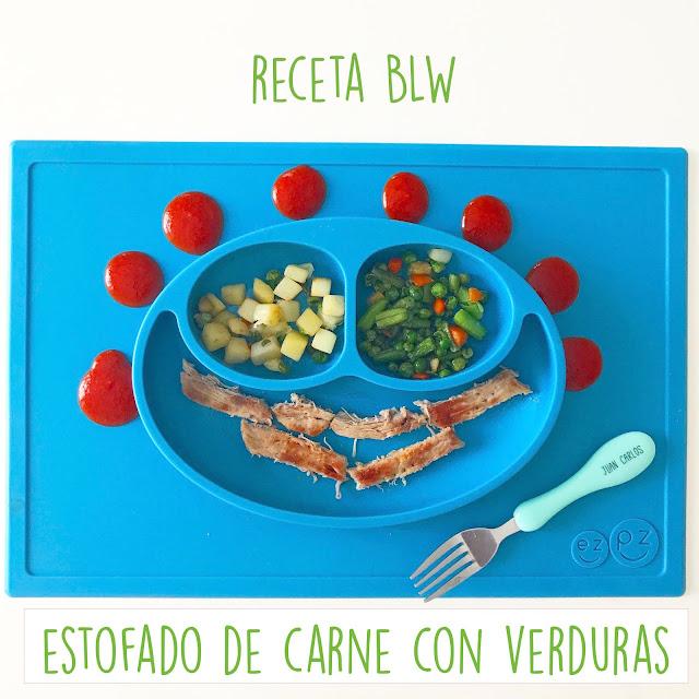 receta blw itmum
