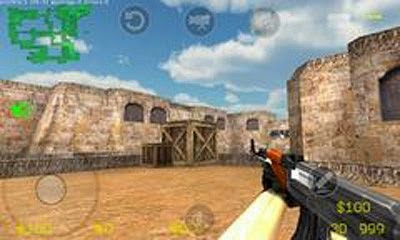 Counter Strike 1.6 v3.589 Apk for Android Offline