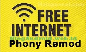 Internet Gratis dengan Phoyn Remod
