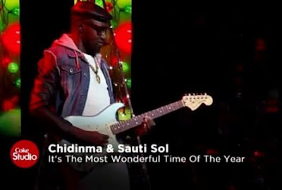 Sauti Sol ft Chidinma – Wonderful Time