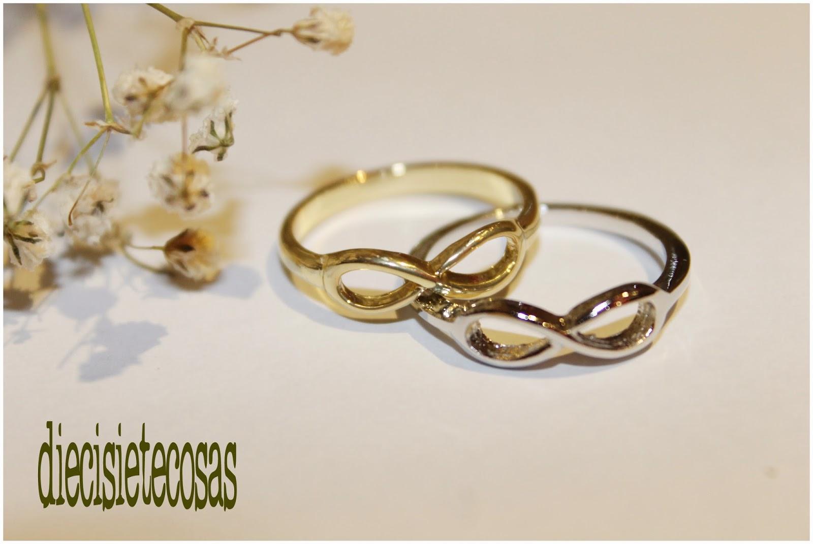 8eb562188572 Diecisietecosas  All you need is love! -Anillos y mucho más para San ...