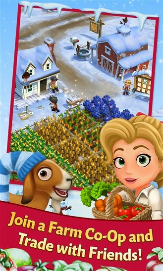 Zynga's FarmVille 2: Country Escape game arrives on Windows Phone