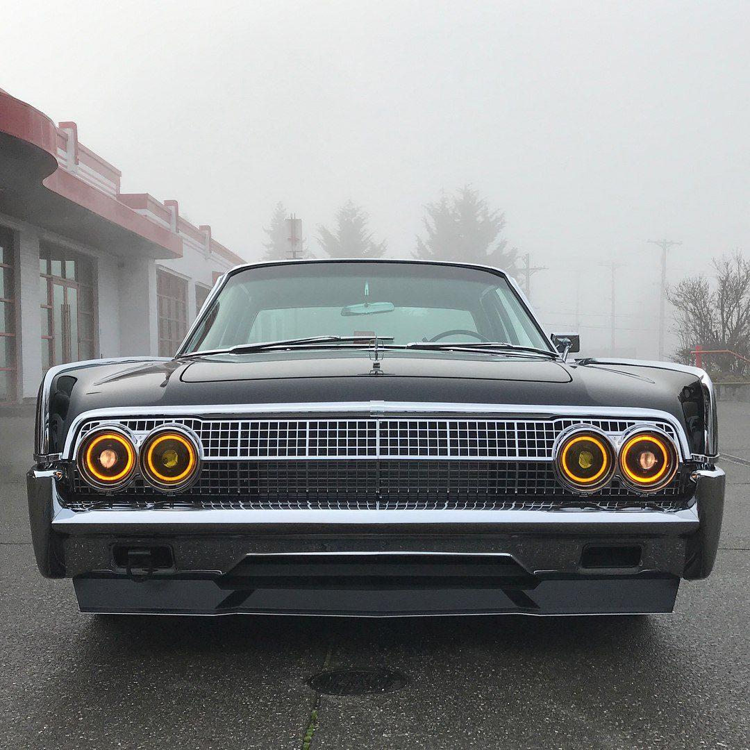1963 Lincoln Continental 2