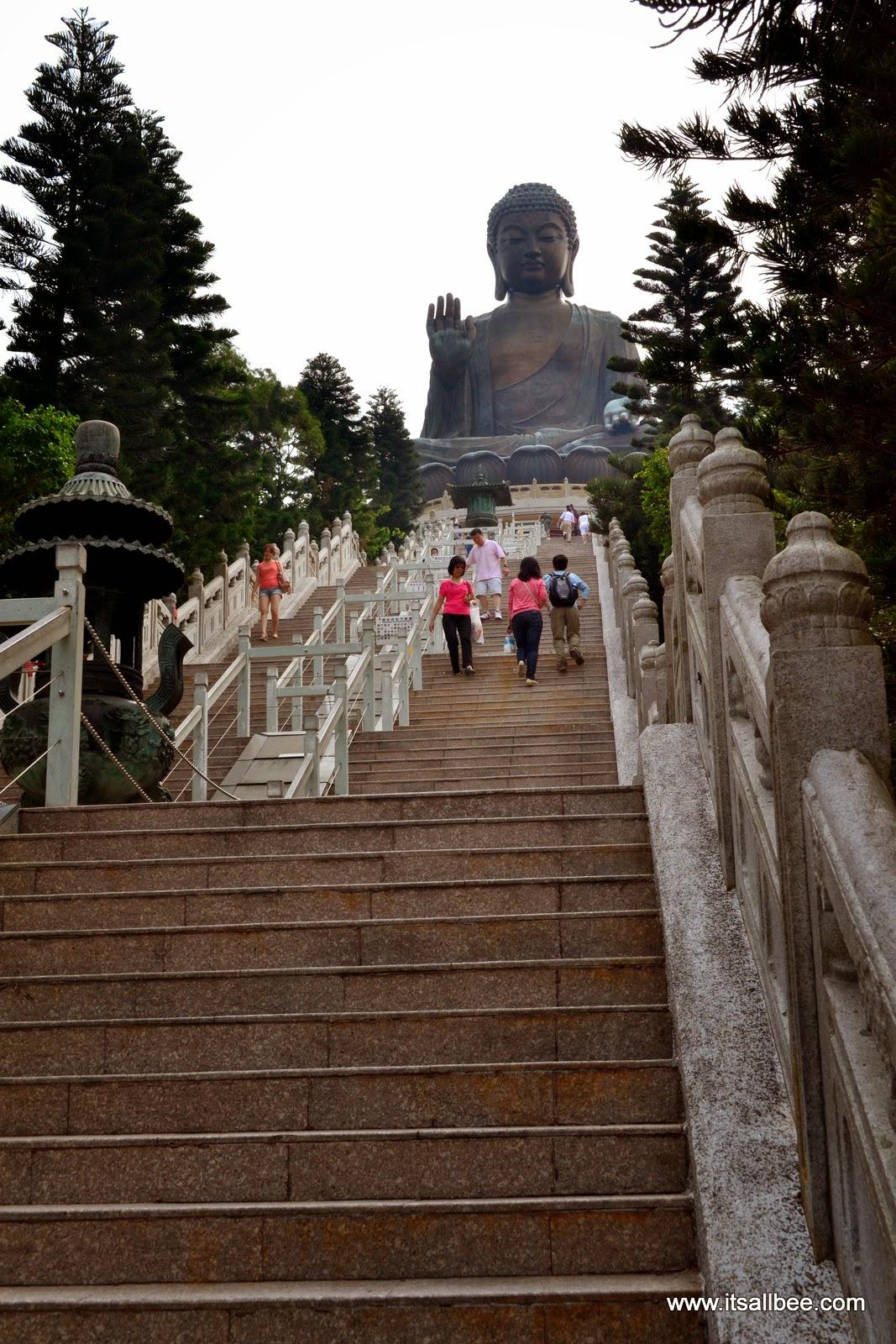 Hong Kong Lantau Island Big Buddha & Twelve Divine Generals HK