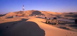 Resultado de imagen de argelia fracking