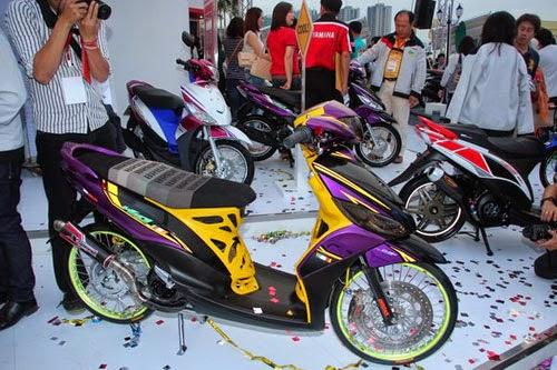 pilihan warna grand new avanza 2017 harga baru modifikasi sepeda motor yamaha mio j hitam | galeri ...