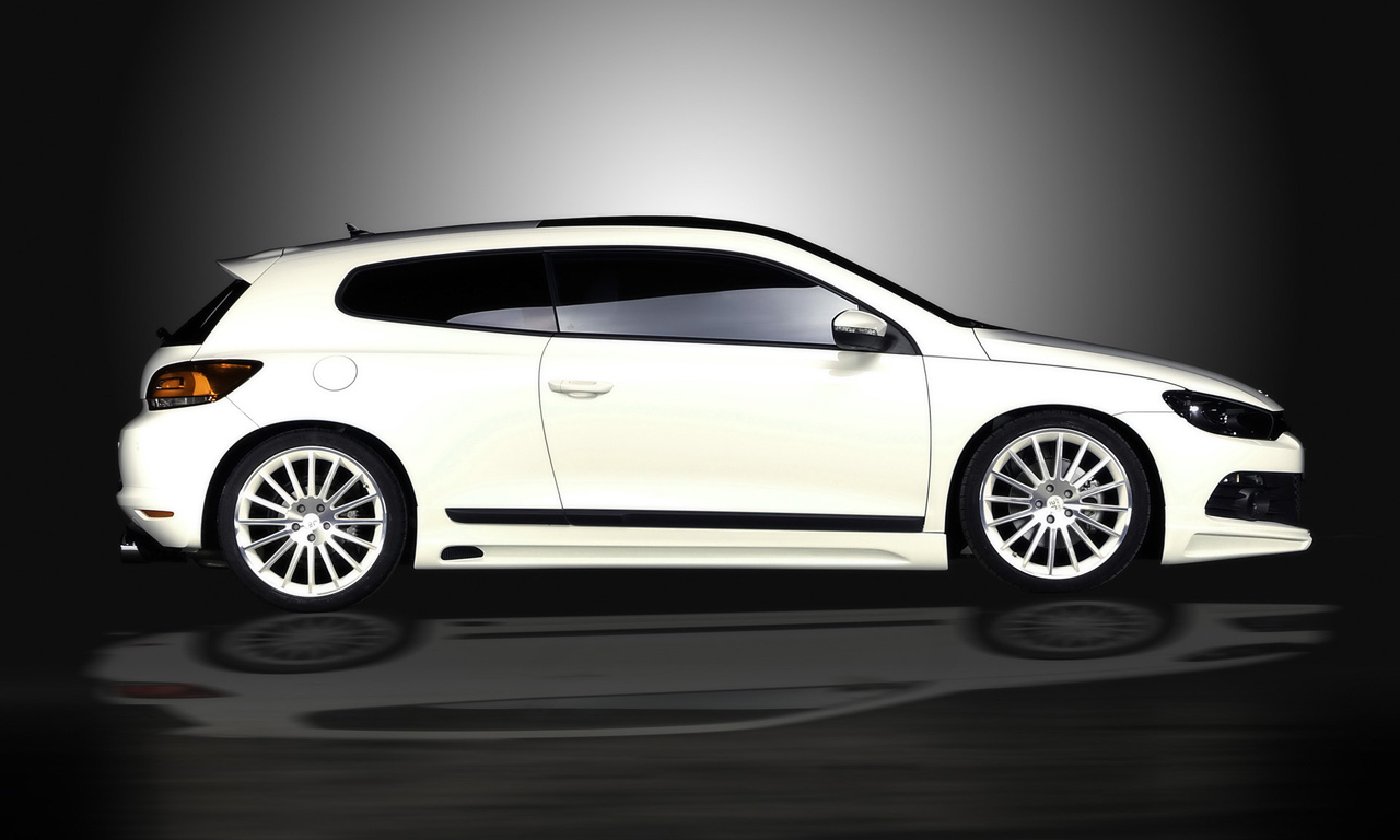 Ford C Max Energi >> Car Wallpapers USA: JE Design Volkswagen Scirocco
