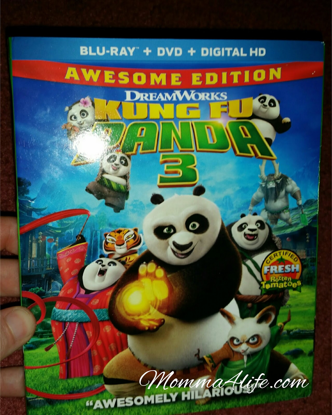 kung fu panda a review Kung fu panda 3 is fun, with some pro-family sentiments, but it comes with a lot of false.