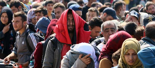 ΕE: «Η Ελλάδα αποτελεί πλέον χώρα προορισμού για τους μετανάστες