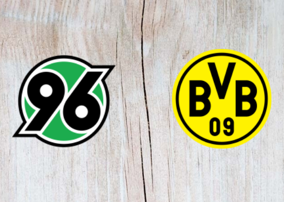 Hannover 96 vs Borussia Dortmund Full Match Highlights - 31 August 2018