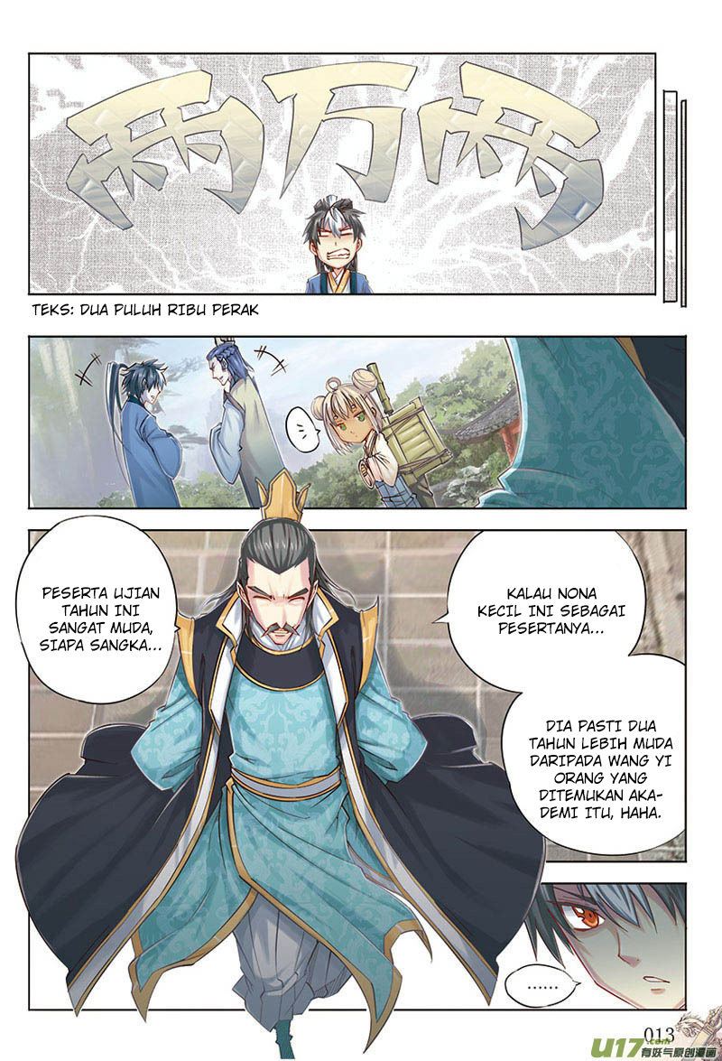 Jiang Ye Chapter 19