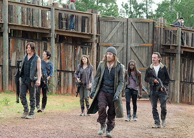 The Walking Dead 6x11 Knots Untied TWD FOX España AMC