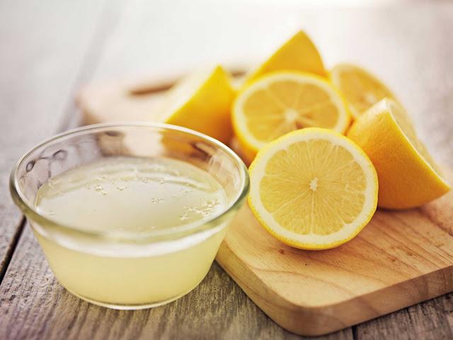 Air Jeruk Lemon Untuk Jerawat