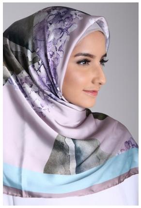 Hijab Model Terbaru Segi Empat Model Kerudung Terbaru