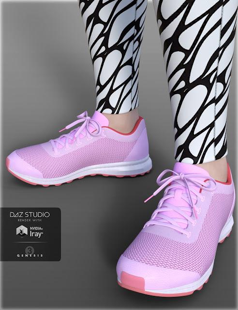 H-C Tight Sportswear Set for Genesis 3 Female