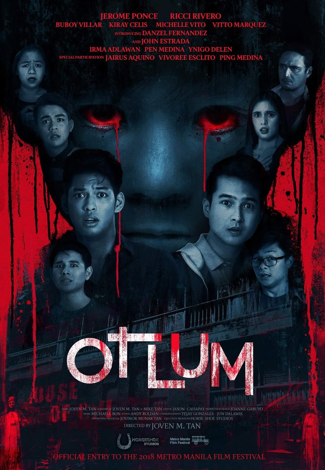 Otlum stars teen stars Ricci Rivero and Jerome Ponce