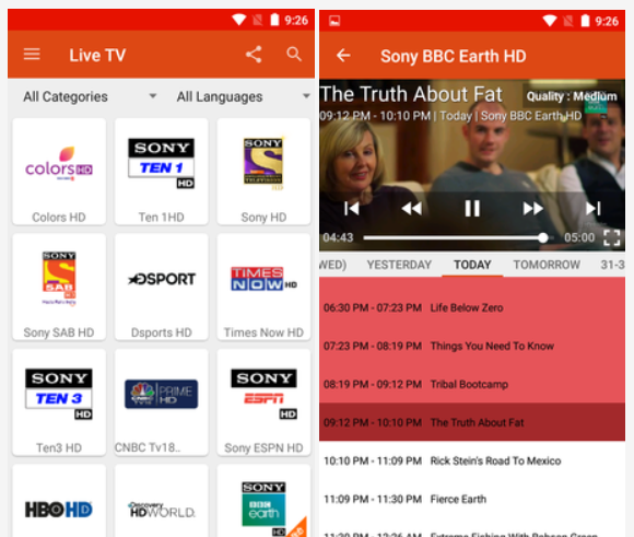 Live TV 24x7 v1 843 Moded AD Free] [MediaBox HD Mod AD Free] [KM