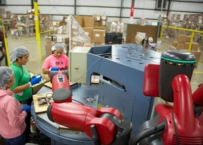 Smart Collaborative Robotics