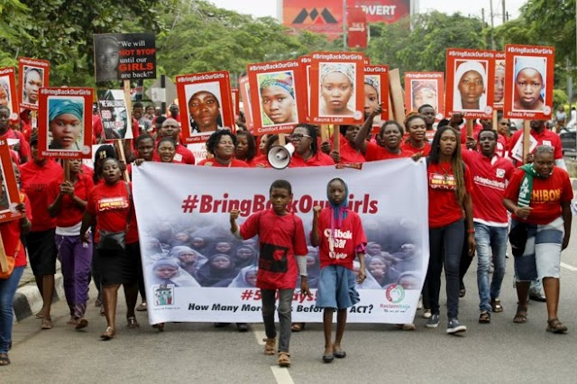 Chibok Girls: Three Years After, Our Girls Are Not Yet Back