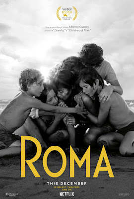 Roma Netflix Poster