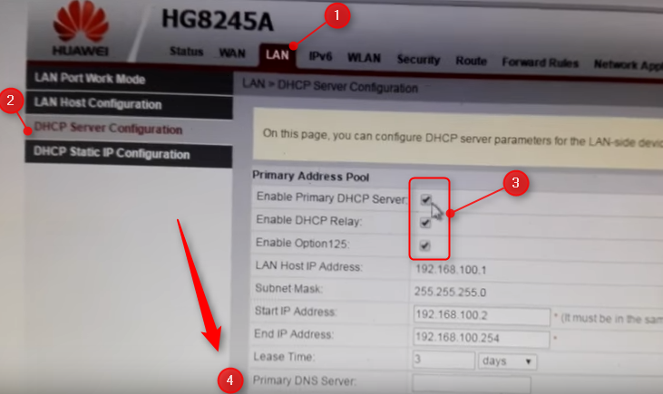 Cara Setting Modem Huawei HG8245A/H Bridge Atau Akses Point