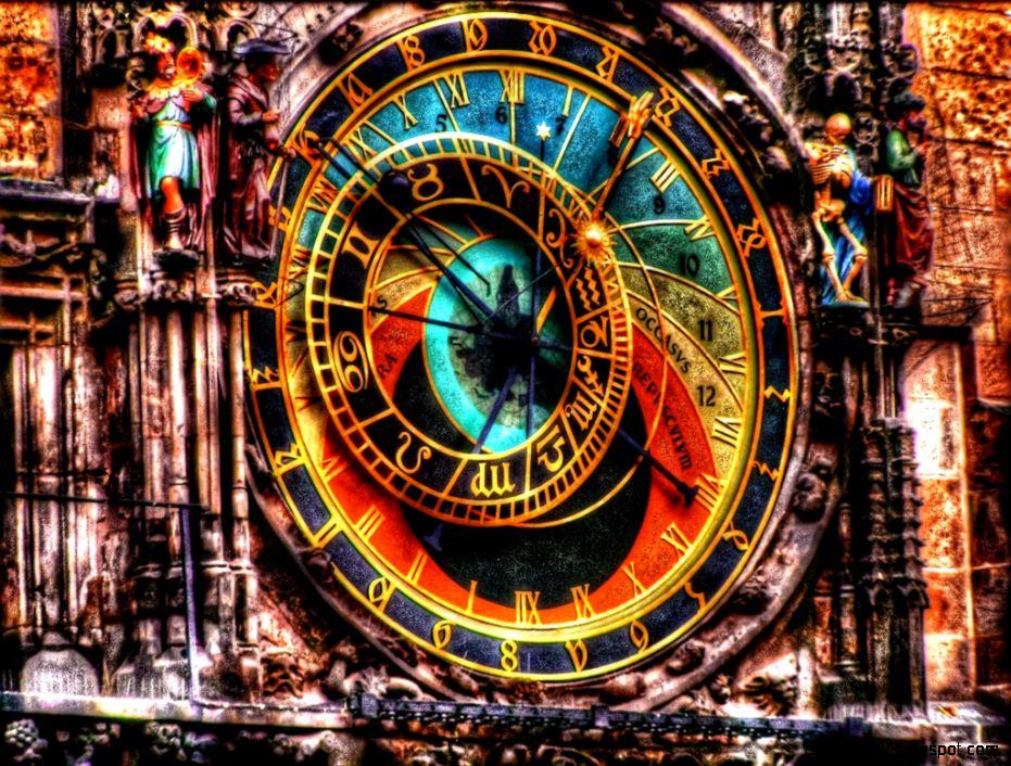 Astronomical Clock Tattoo: The Prague Astronomical Clock Hd Wallpapers