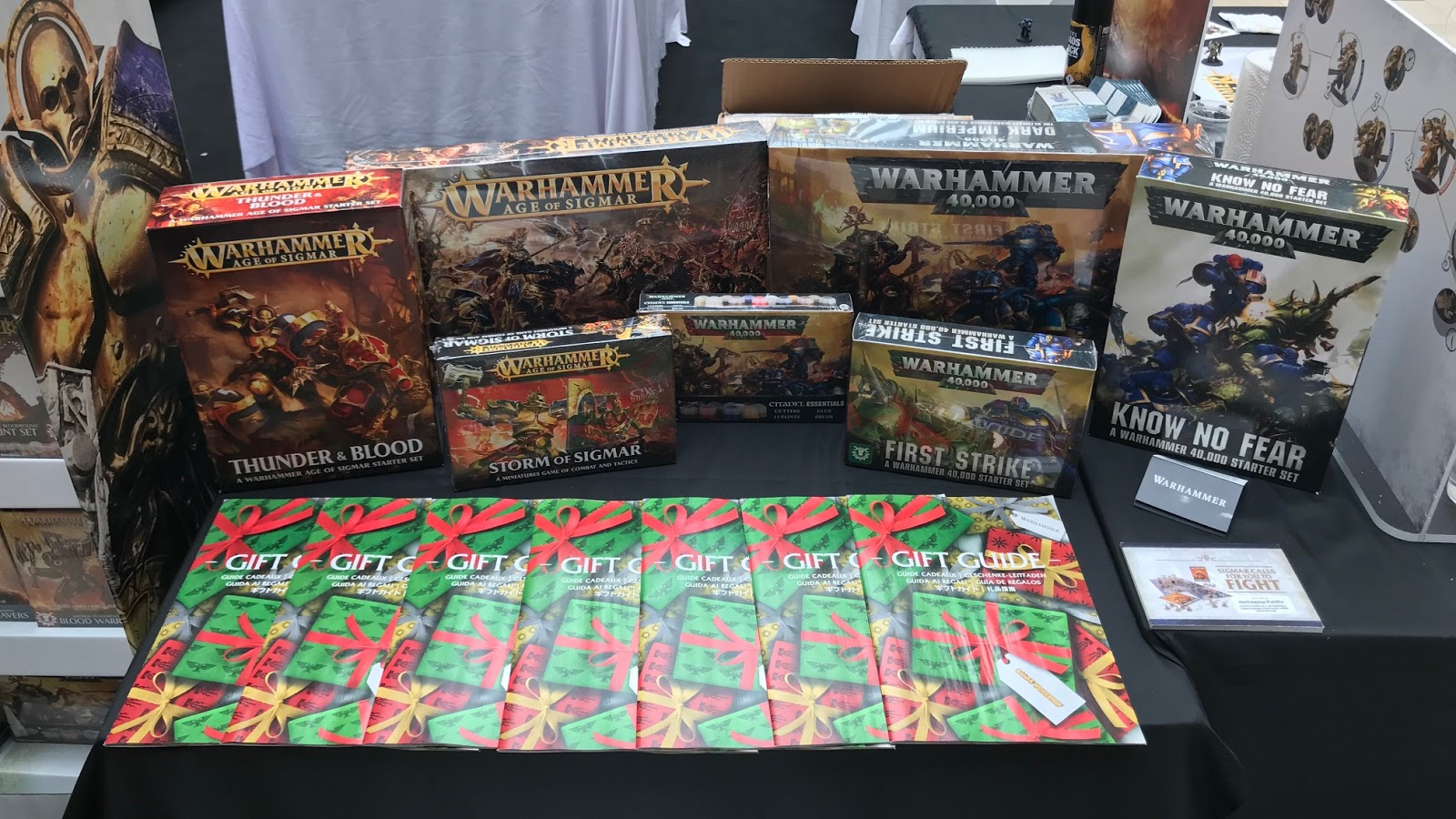 Walauwei com!: Table Top Games are gaining momentum in