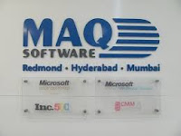 MAQ Software Off Campus Freshers : Software Engineer : On 3rd Apr 2016