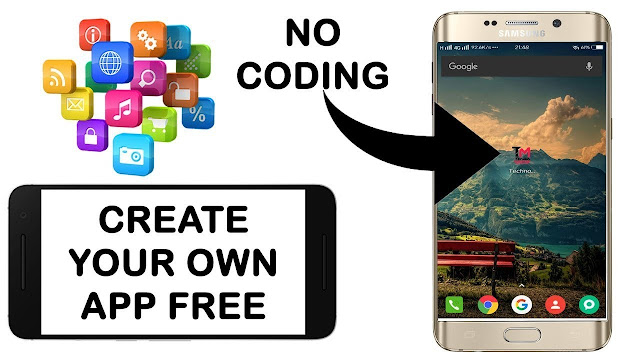 Learn How to Create Android Apps without Coding