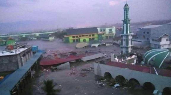 Gambaran Keadaan Pasca Gempa Bumi Donggala Dan Tsunami