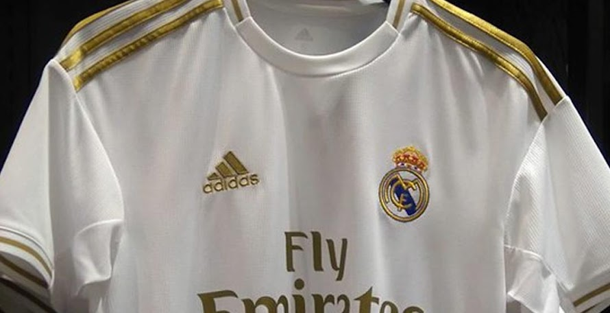 a50364d81 Real Madrid 19-20 Home Kit Leaked - New Picture(s)