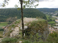 Qualitätsweg Höhenrunde (Löwenpfade) bei Bad Ditzenbach, Teil 3 von 3
