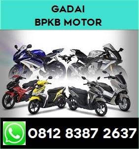 Tempat GADAI BPKB Motor Bunga Ringan 081283872637
